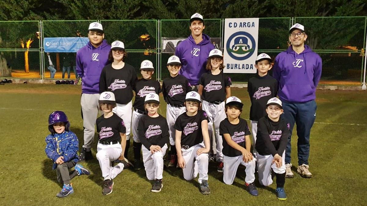 Joakin Lizarraga Beisbol Taldea